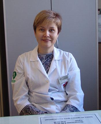 Митрополова Алёна Сергеевна