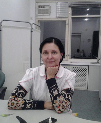 Балан Анна Владимировна