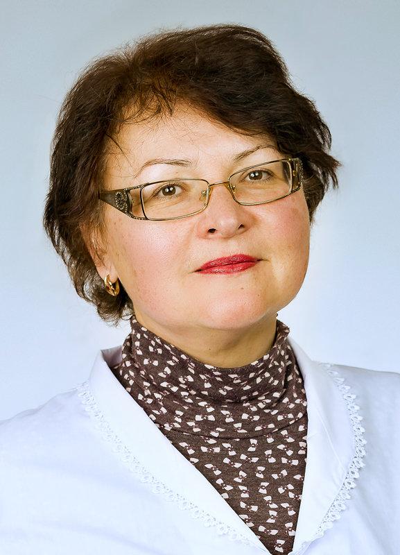 Алехина Елена Васильевна